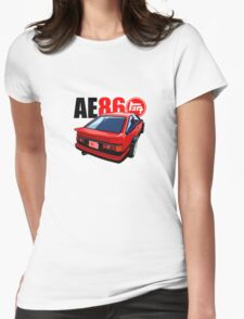 AE86 COROLLA JDM STYLE Womens Fitted T-Shirt