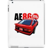 AE86 COROLLA JDM STYLE iPad Case/Skin