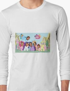 F.R.I.E.N.D.Ship  is magic Long Sleeve T-Shirt