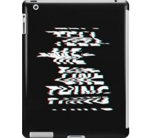 Tell Me One Thing VHS iPad Case/Skin