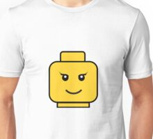 Head, variant 3 Unisex T-Shirt
