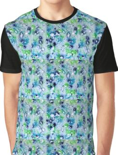 Flow - Abstract Graphic T-Shirt