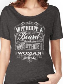 Beard Religion Women's Relaxed Fit T-Shirt