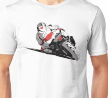 Taking the bend Unisex T-Shirt