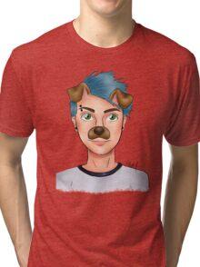 puppy mgc Tri-blend T-Shirt