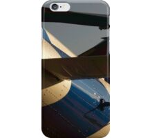 Agusta A109S Helicopter Sunrise iPhone Case/Skin