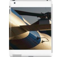 Agusta A109S Helicopter Sunrise iPad Case/Skin