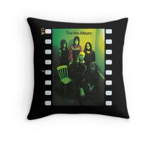 Yes - The Yes Album Throw Pillow