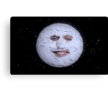 Myghty Moon Canvas Print