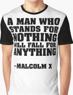 Quote : Fall For Anything Graphic T-Shirt