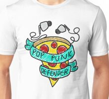 Pop Punk Defender (Colour) Unisex T-Shirt