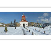 Kuznetsk fortress Sticker