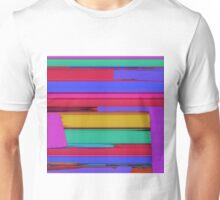 Linear echo Unisex T-Shirt