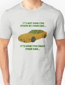 Race Your Car Unisex T-Shirt
