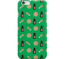 Chicken & Waffels golf wang iPhone Case/Skin