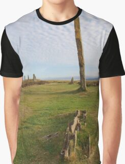 The Tall Stone Graphic T-Shirt