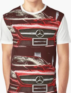 MERCEDES BENZ AMG Graphic T-Shirt