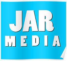 Jar Media Logo Poster