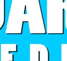 Jar Media Logo Sticker