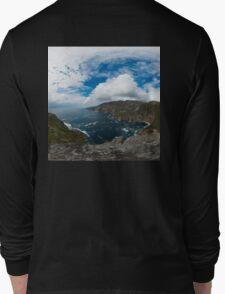 Bunglas - Highest Sea Cliffs in Europe? Long Sleeve T-Shirt