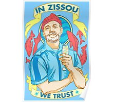In Zissou we trust Poster