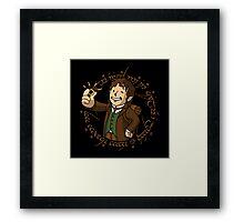 Bilboy Framed Print