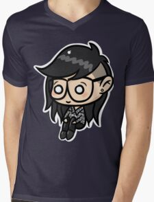 Cute skrillex Mens V-Neck T-Shirt