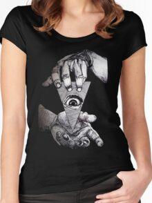 Killuminati Women's Fitted Scoop T-Shirt