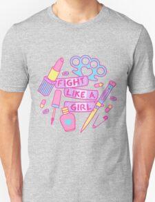 Girl Fighter T-Shirt