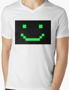 Computer Mens V-Neck T-Shirt