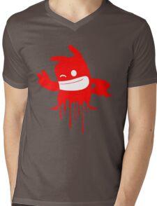De Blob 2 Mens V-Neck T-Shirt
