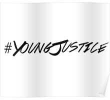 #YoungJustice Poster
