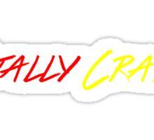 Totally Crash Sticker