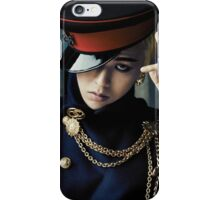 GDRAGON 005 iPhone Case/Skin