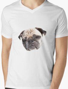 funny looking pug dog T-Shirt