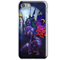 Druid of the Wild iPhone Case/Skin