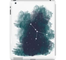 Watercolour Zodiac - Cancer iPad Case/Skin