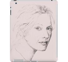 Kate Winslet iPad Case/Skin
