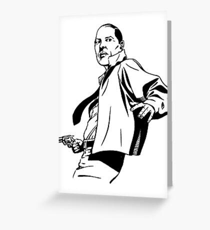 Packing Heat Greeting Card
