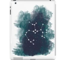 Watercolour Zodiac - Sagittarius iPad Case/Skin
