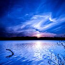 Blue Hour by Caleb Ward