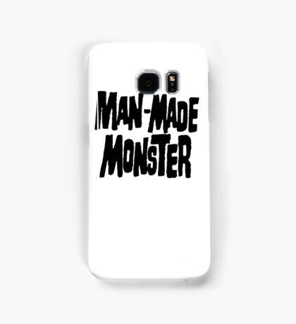 Man-Made Monster Samsung Galaxy Case/Skin