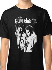 THE GUN CLUB -FIRE OF LOVE- Classic T-Shirt