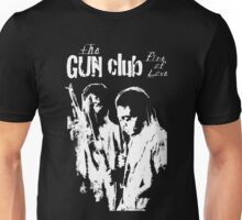 THE GUN CLUB -FIRE OF LOVE- Unisex T-Shirt