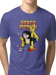 Hench fiction Tri-blend T-Shirt
