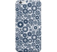 World of the gears iPhone Case/Skin