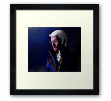 Critical Role - Percy Framed Print