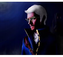 Critical Role - Percy Photographic Print
