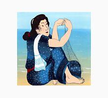 Mrs Hiroshige, Marine Biologist Unisex T-Shirt