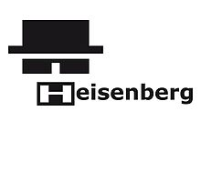 Heisenberg by Jonathan Oldfield